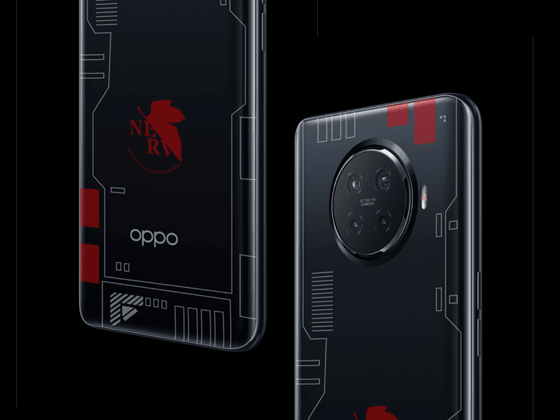 Alleged OPPO Ace2 Evangelion special edition leaks!