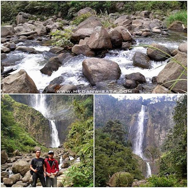 Wisata Air Terjun Ponot Asahan Sumatera Utara