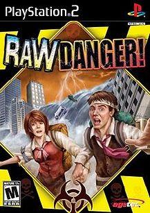 Baixar Raw Danger PS2 Torrent