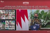 Peroleh WTP Sejak 2016, Presiden: Kelola Uang Rakyat Secara Transparan dan Akuntabel