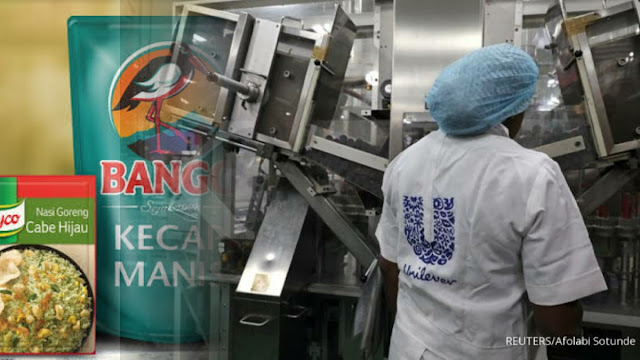 36 Buruh Positif Corona, PT Unilever Bekasi Produksi Bumbu Masak dan Kecap