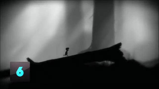 TOP 15 MOST SUCCESSFUL INDIE GAMES EVER MADE 6. Limbo