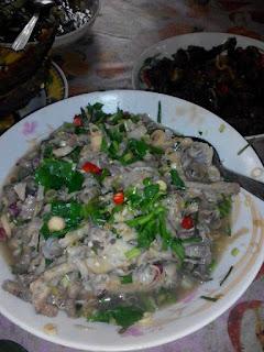 Resepi Kerabu Kaki Ayam Thai Sedap Mudah