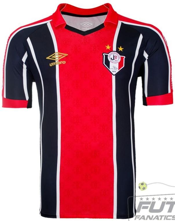 Umbro divulga as novas camisas do Joinville - Show de Camisas c9f78bd6fd62c