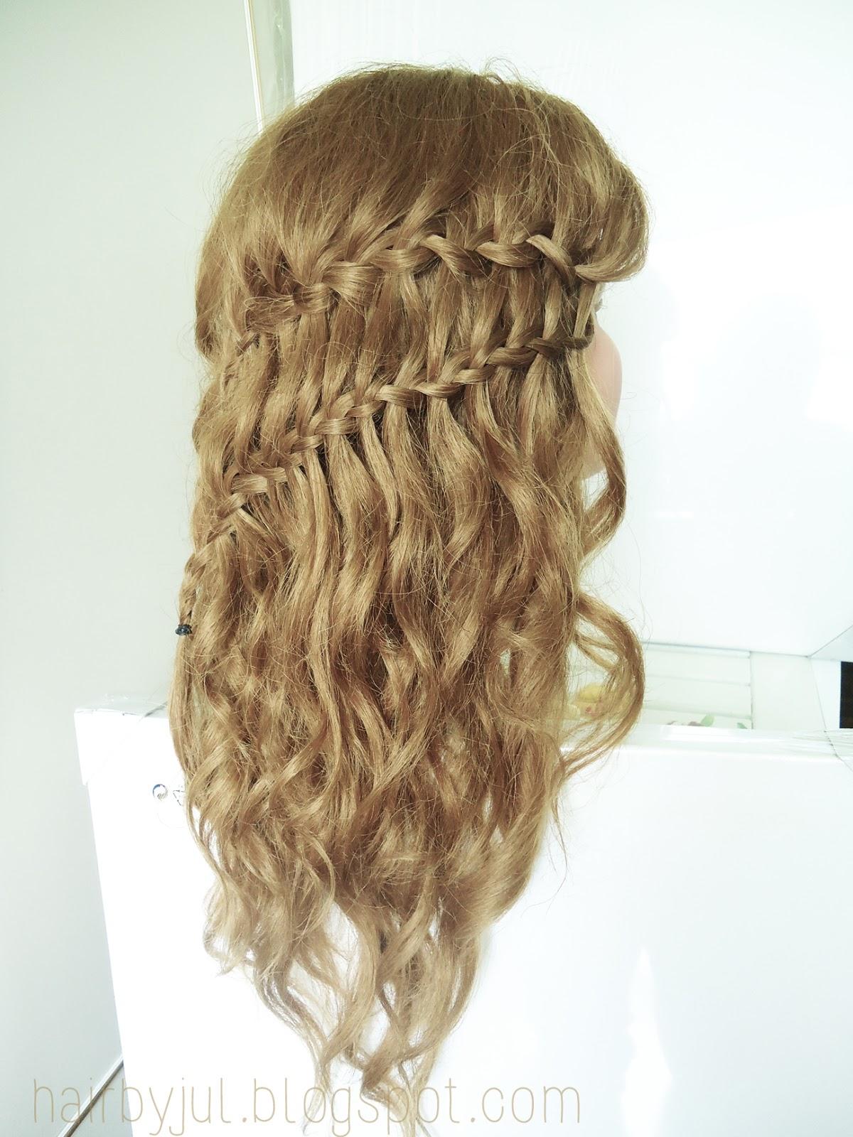 Fryzury ślubne Cz I Hair By Jul Fryzury Krok Po Kroku