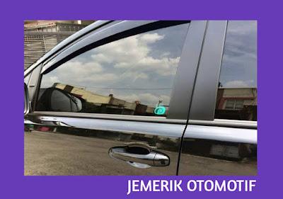 Cara melepas kaca film mobil lengkap tutorial