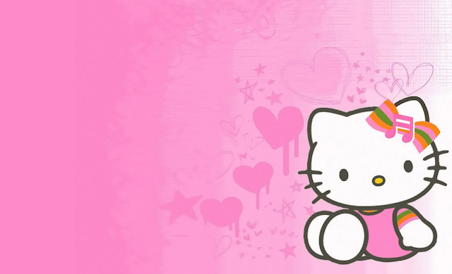Gambar Wallpaper Hello Kitty Cantik ak01503