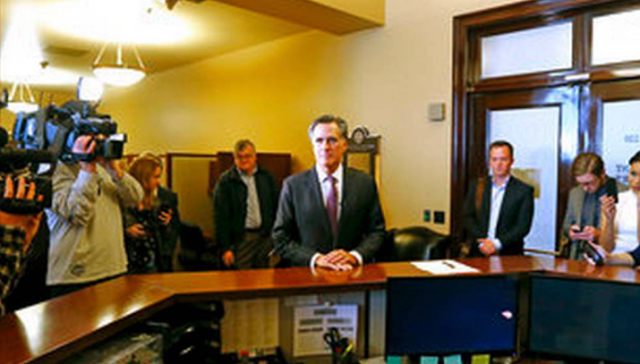 Fearing a Utah 'coronation', 11 Republicans challenge Romney