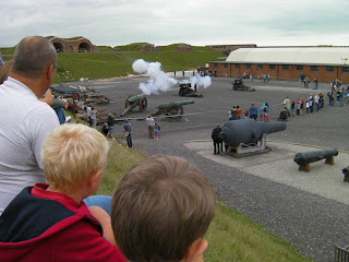 blank firing howitzer at royal armouries