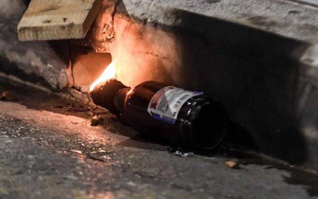 Θεσσαλονίκη: Επίθεση με μολότοφ σε σύνδεσμο οπαδών στον Λαγκαδά