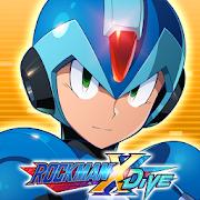 Game ROCKMAN X DiVE MOD Menu Apk | Enemy Low Damage