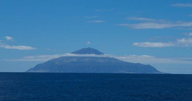 İzole Toplum: Tristan Da Cunha