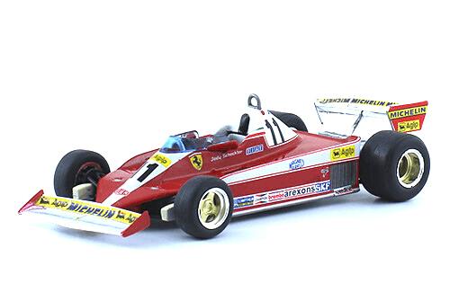 Ferrari 312 T3 1979 Jody Scheckter f1 the car collection