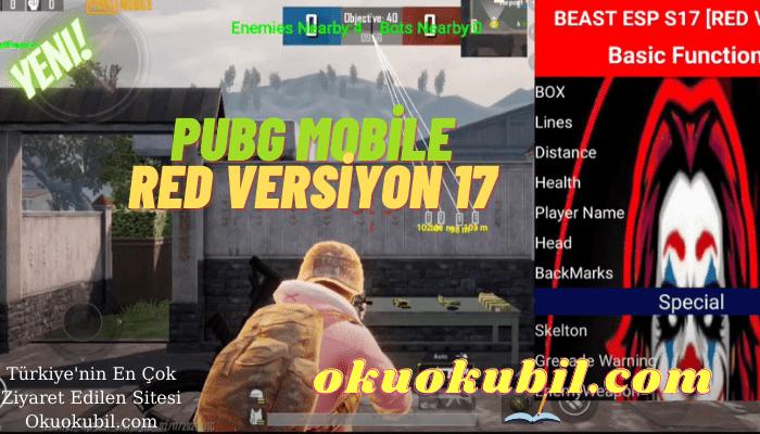 Pubg Mobile 1.2.0 Red versiyon Beast ESP + Aimbot, Box  Sezon 17