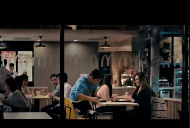 McDonald's presents a reunion that is 20 years in the making #ShaGab