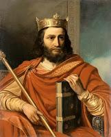 Teodorico e la corte visigota