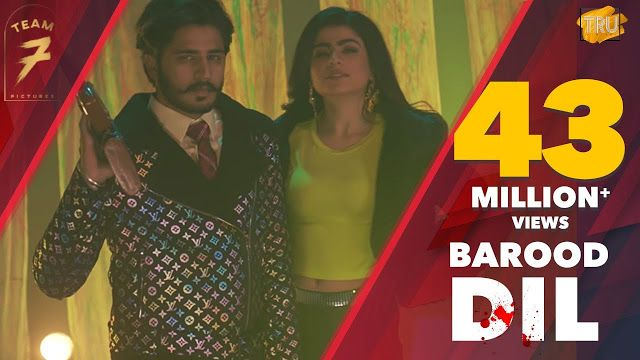 Barood Dil Song Lyrics in Hindi and English – Korala Maan & Gurlej Akhtar