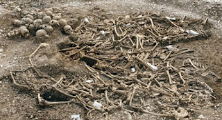 Kuburan Masal Viking Tanpa Kepala di Inggris