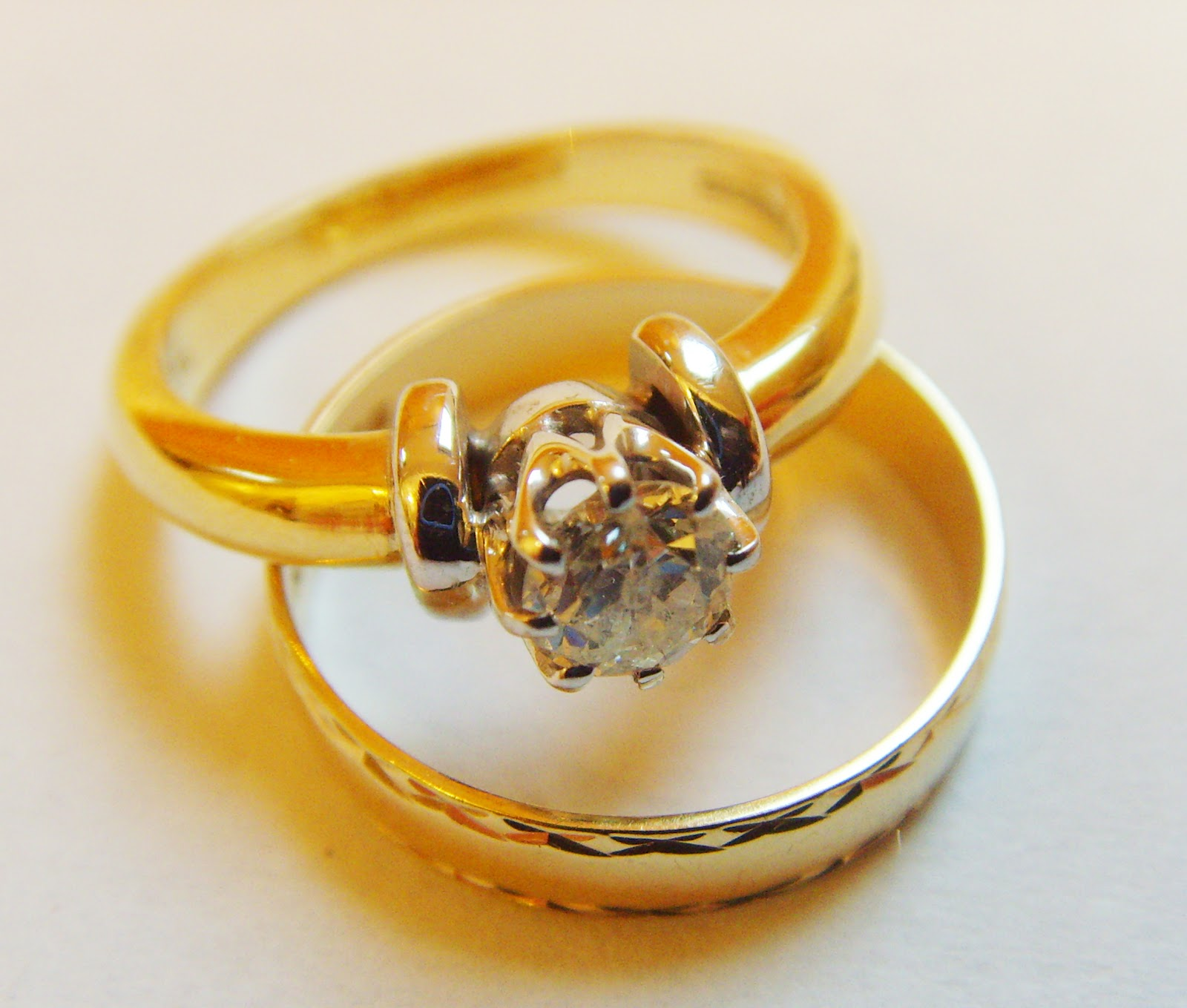 Wedding Rings | Food and Drink