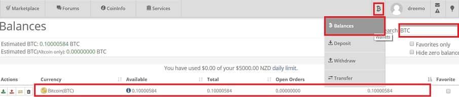 cómo comprar pesetacoin con saldo de bitcoin BTC
