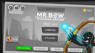 Mr Bow apk mod