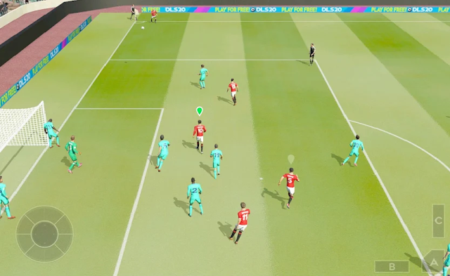 Screenshot Gameplay DLS Mod Apk 2020