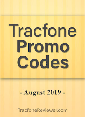 tracfone promo code august 2019