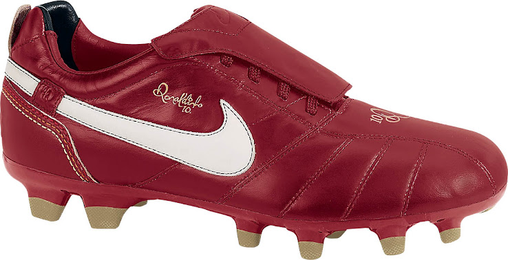 68daf0cf6 The Nike Tiempo Ronaldinho 10R Boots were the first-ever completely unique  Ronaldinho Cleats, after the previous pairs were largely based on the  regular ...