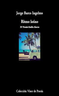"Jorge Barco Ingelmo. ""Ritmo latino"" (Visor, 2017)"