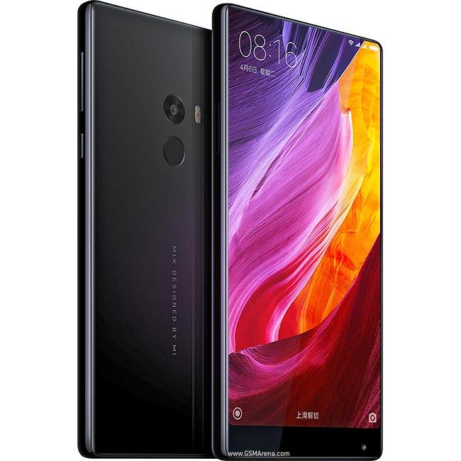 Xiaomi Mi Mix 4G LTE - 256 GB - Garansi Distributor 1 Tahun