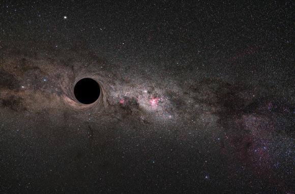 پیدایش زودهنگام ابرسیاهچالهها با خود-برهمکنشِ ماده تاریک