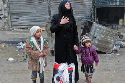 """Pesan Wanita Suriah Yang Membuat Dunia Menangis, """"Lebih Baik Aku Bunuh Diri Daripada Beberapa Pasukan Rezim Menikmati Tubuhku"""""""