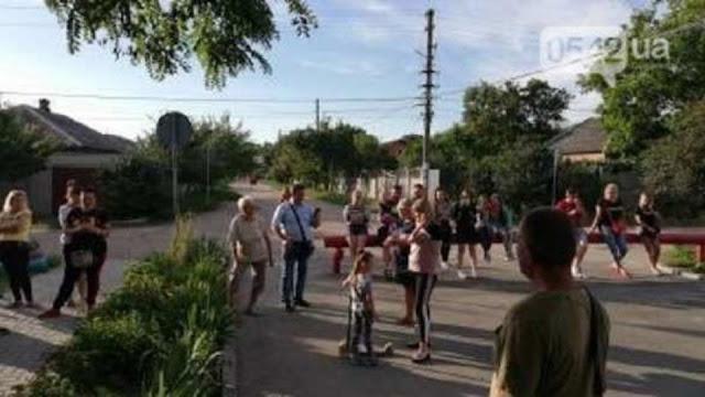На Украине семерых подростков обвинили в изнасиловании ребенка