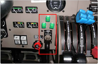 Small Single Engine Aircraft Electrical System