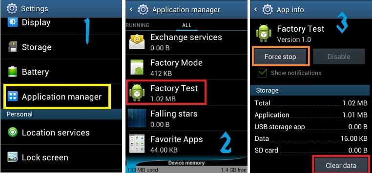 Cara Mudah Menghilangkan Text Kuning Di Layar Smartphone Android