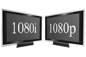 الفرق بين 1080p و 1080i