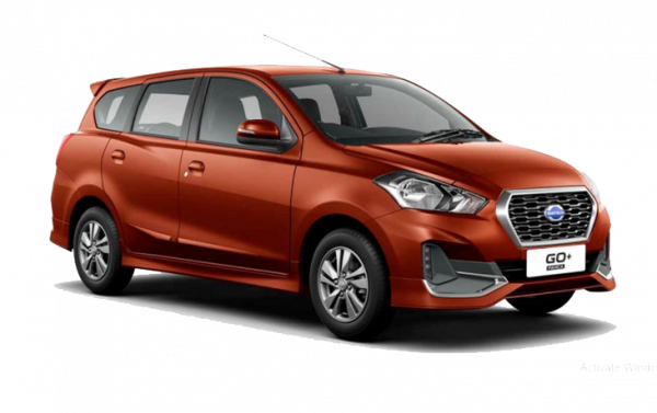 New 2018 Datsun GO Plus Facelift Brown colour