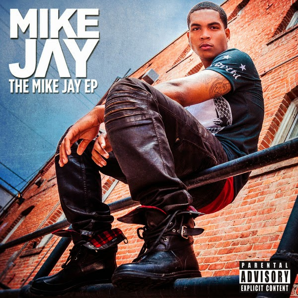 Mike Jay - The Mike Jay EP  Cover