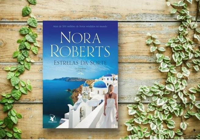 Estrelas da Sorte | Nora Roberts
