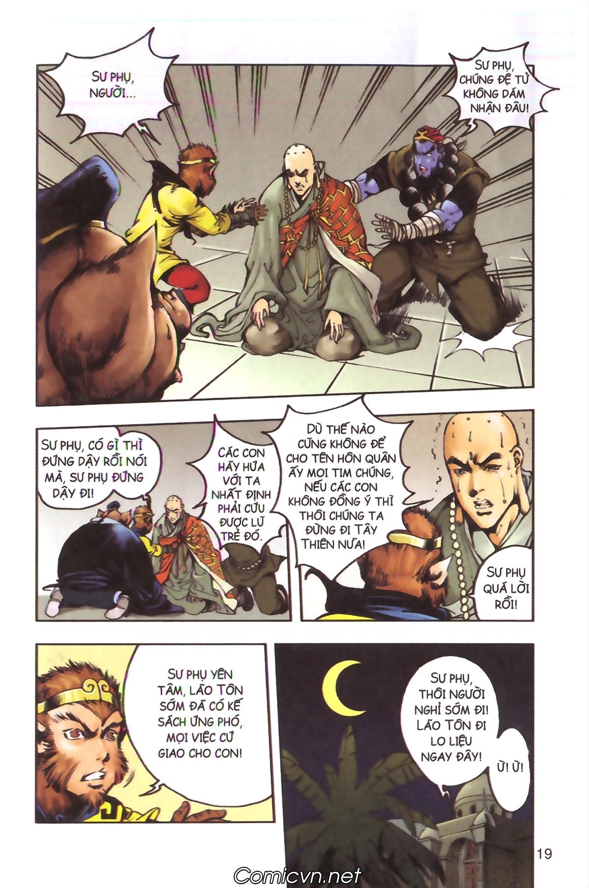 Tây Du Ký màu - Chapter 129 - Pic 17