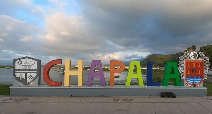 Lago de Chapala Malecon