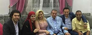 حياة الدرديري تأكد خبر عقد قرانها  مع  توفيق عكاشة الخميس الماضي