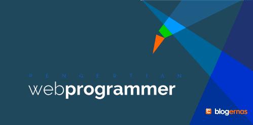 Kupas Tuntas Pengertian Web Programmer