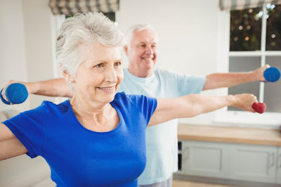 The Importance of Physical Activity for the Elderly - El Paso Chiropractor