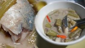 แจกสูตรต้มกะทิสายบัวปลาทู พร้อมสูตรเด็ดง่ายๆ อร่อยมีประโยชน์มาก