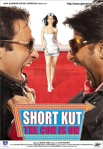 Shortkut The Con Is On 2009 Hindi Movie Download