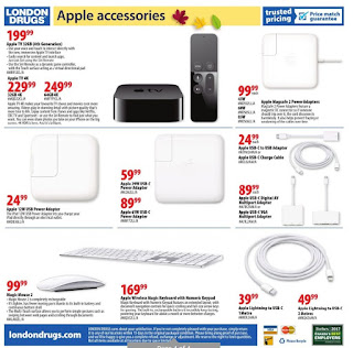 London Drugs flyer this week November 9 - 22, 2017