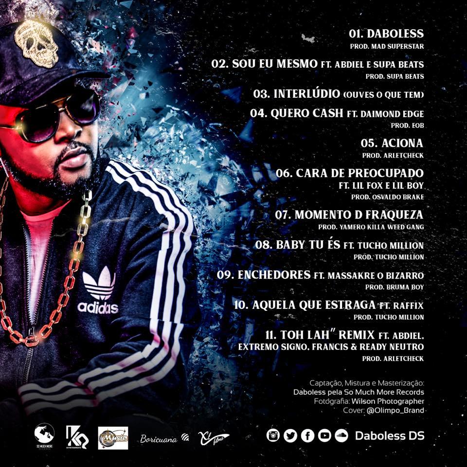 """Daboless Ep. """"Antes de O Dito Cujo"""" // Download"""