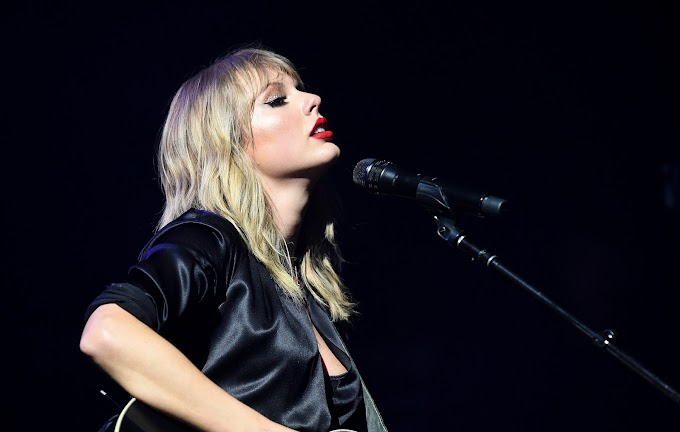 Taylor Swift's City of Lover songs are the key to our concert-deprived bodies.