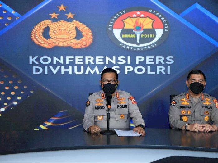 Usai Ditegur Jokowi Soal Penangkapan Pria Pembawa Poster, Kapolri Akhirnya Keluarkan Instruksi untuk Seluruh Jajarannya
